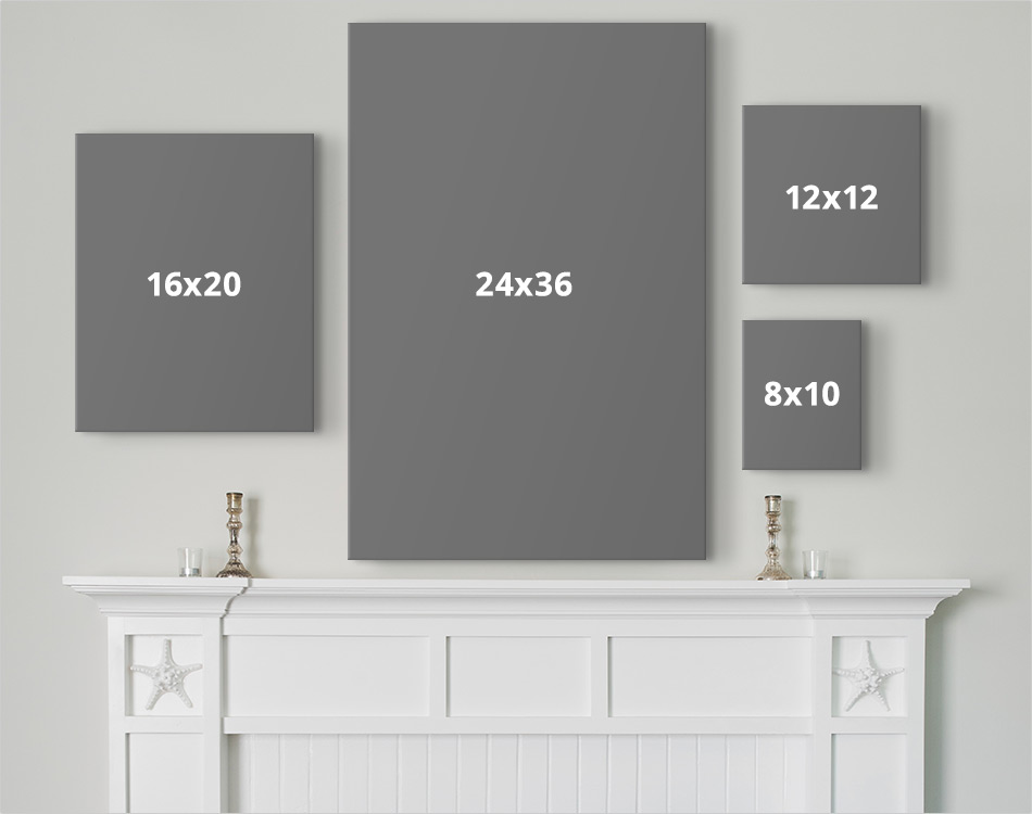 Here is how to save big on canvas prints